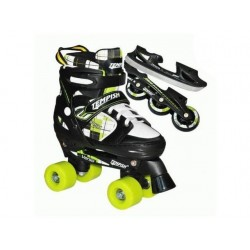 VERSO TRIPLE SKATE JUNIOR